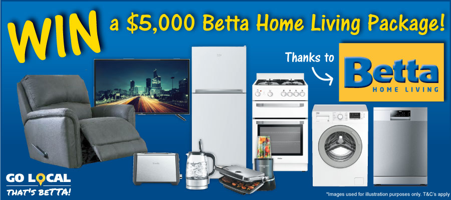 WIN a Home Living Package valued up to $5,000
