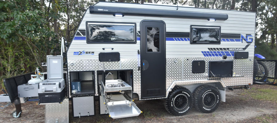 Next Level Off-Road Caravans Coming To Expo