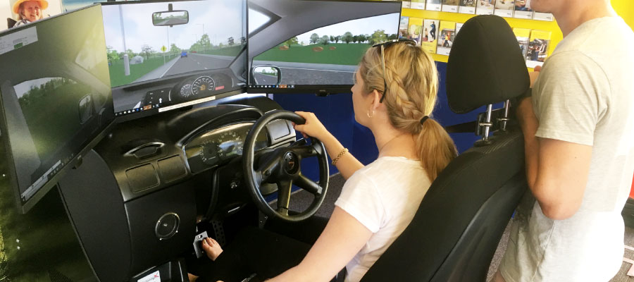 Test Your Driving Skills at Fraser Coast Expo